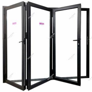TEZA 75 SERIES ALUMINUM BIFOLD DOORS