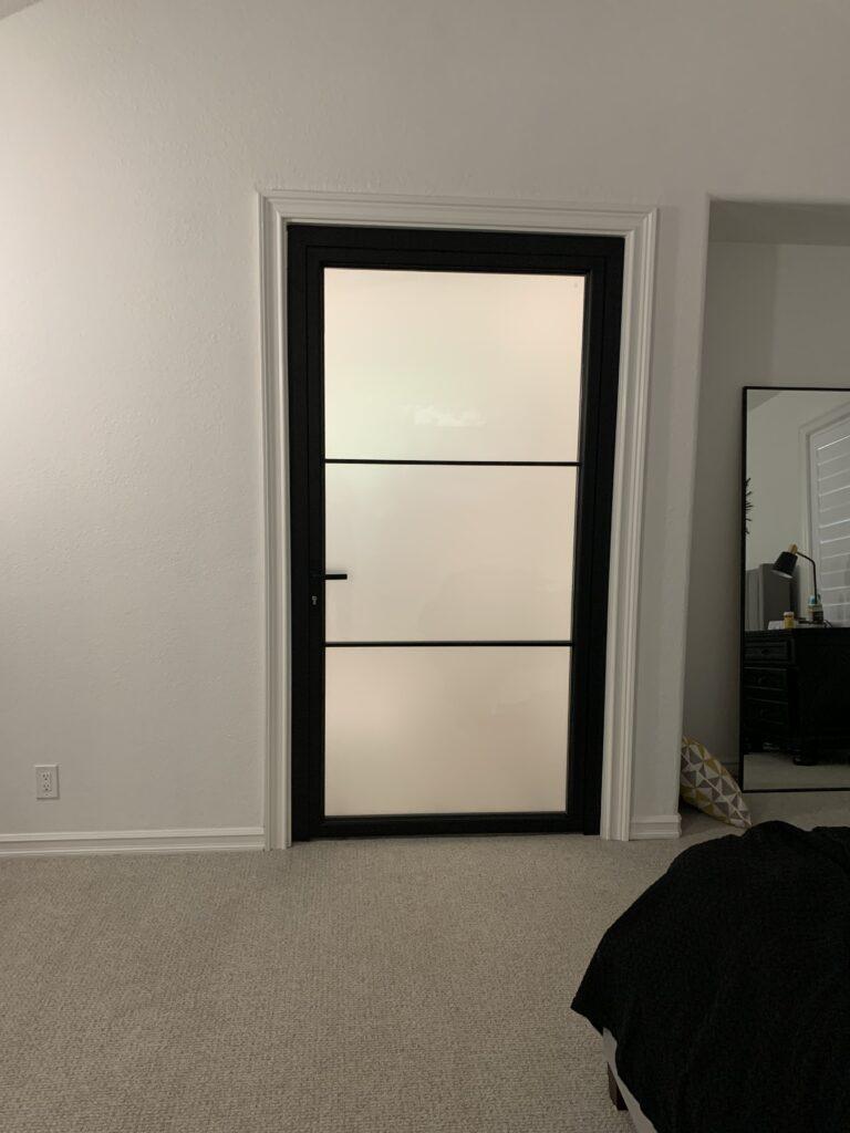 TEZA ALUMINUM INTERIOR DOOR