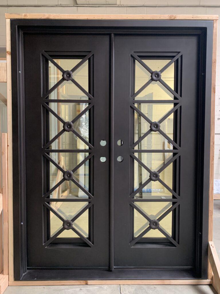TEZA IRON DOORS