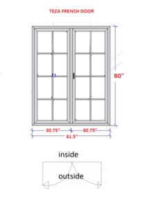TEZA DOORS_FRENCH DOORS