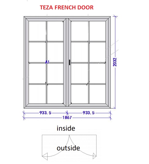 TEZA DOORS