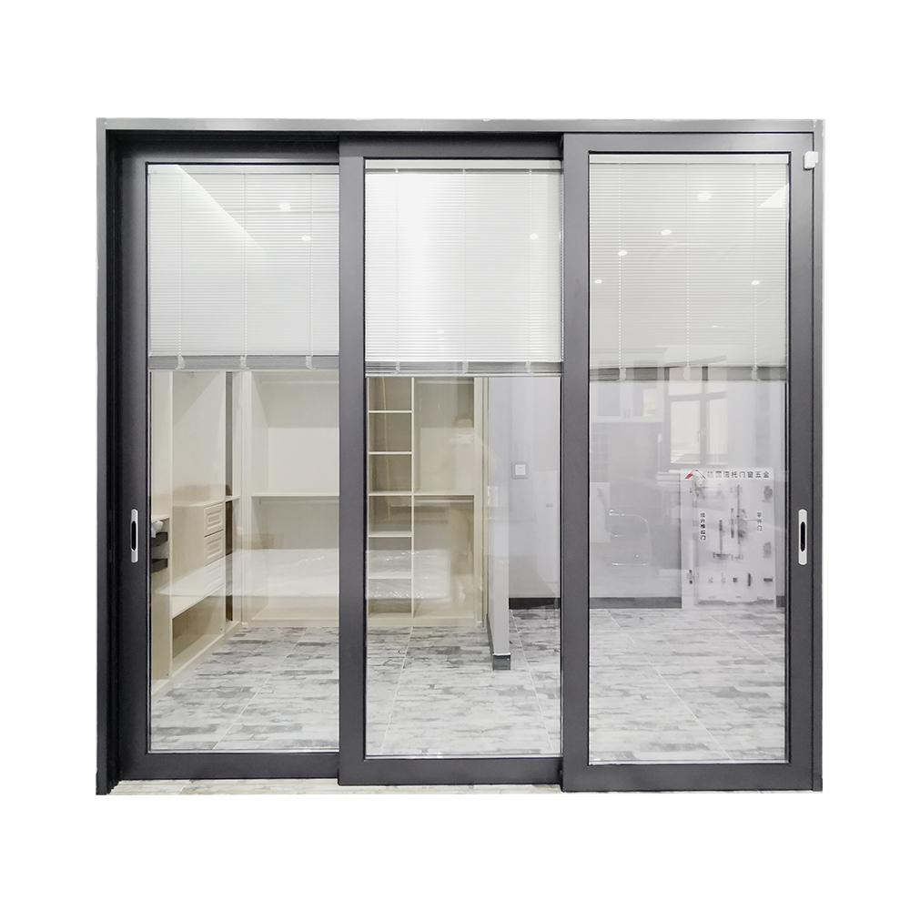 Teza 70 Series Bifold Door Inside View